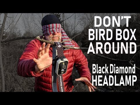 Black Diamond Storm Headlamp (BEST HEADLAMP)