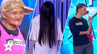 TOP 10 AMAZING AUDITIONS on Pilipinas Got Talent 2018   Got Talent Global