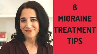 How to Treat Migraines at Home - 8 Tips