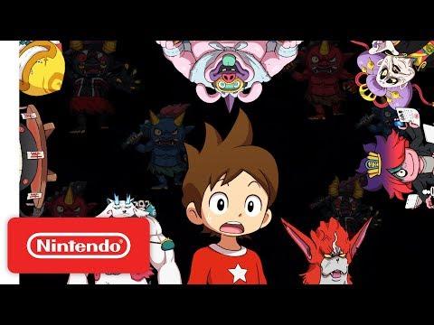 YO-KAI WATCH 2: Psychic Specters - What's New - Nintendo 3DS