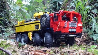 MOC LEGO Technic MAN M1001 by MajklSpajkl