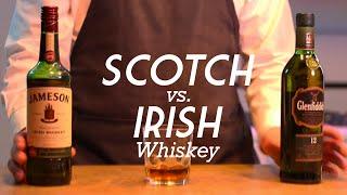 Scotch Vs Irish Whiskey   Whiskey With Wes