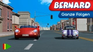 Bernard Bear - 23 - Autorennen