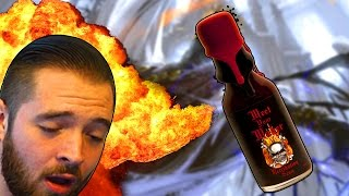 MEET YOUR MAKER HOT SAUCE | 5 Million Scoville Level