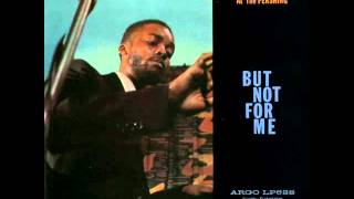 Ahmad Jamal Trio at the Pershing - But Not for Me