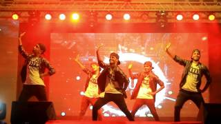 Angamaly Diaries   Theeyame   Dance Live On Stage   Dsouls Dance Crew