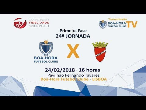 24ª Jornada Primeira Fase  Boa-Hora FC/ROFF - Arsenal C. Devesa