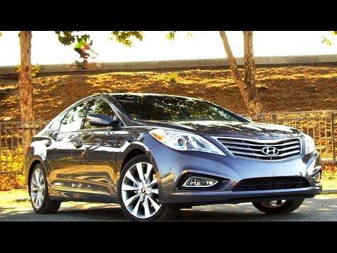 2013 Hyundai Azera Review - Kelley Blue Book