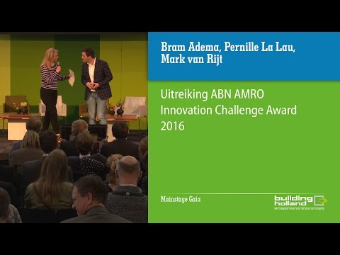 ABN AMRO Innovation Challenge Award