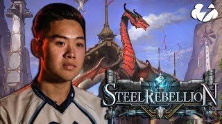 Dragon Ranch, Shadowverse Card Reveal! | Steel Rebellion | [Shadowverse]