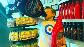 Челлендж Мальчики против Девочек Coca Cola Wold против Hersheys