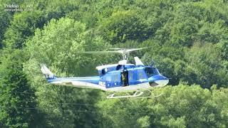 Posredovanje helikopterja v Bučkovcih