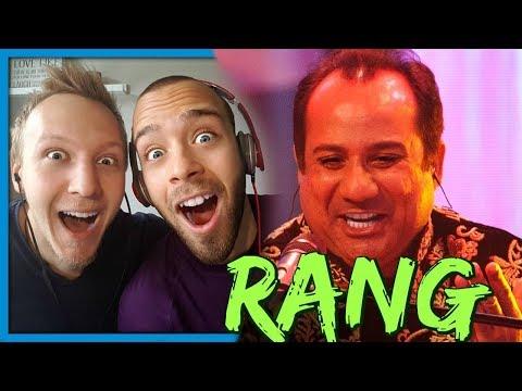 Rang, Rahat Fateh Ali Khan & Amjad Sabri, Season Finale, Coke Studio Season 9 | Reaction by RnJ