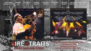 "Dire Straits ""Planet of New Orleans"" 1992-FEB-01 Oakland [AUDIO ONLY]"