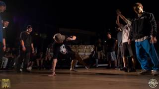 Break the Floor Slovenia 2017 // CRATE OF WAX (POL) vs. BALKAN MAFIA (SLO,CRO,SRB)