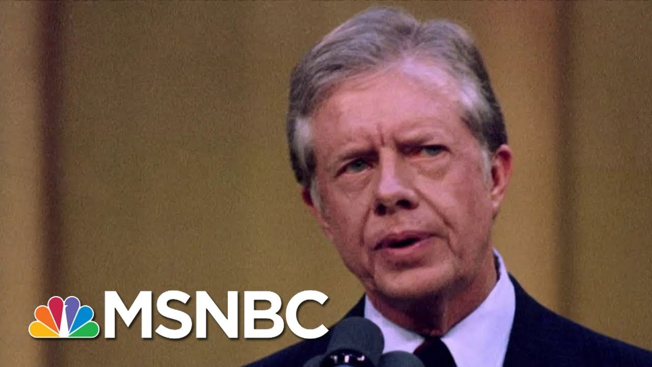 'President Carter' Offers First-Hand Account Of White House | Morning Joe | MSNBC thumbnail