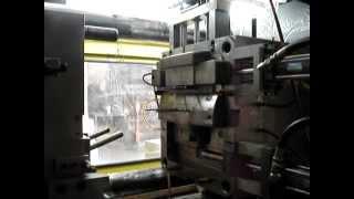 塑膠射出模具射出成型過程