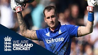 Record Breakers: England Hit Highest Ever ODI Score Of 444-3 v Pakistan 2016 - Highlights