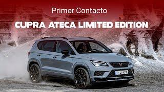 Conocimos al CUPRA Ateca Limited Edition: sólo 50 unidades con sabor más racing para México