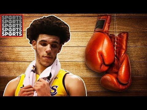 Lonzo Ball Doesn't Think He Needs To Fight