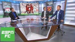 Liverpool analysis of 4-0 win against West Ham   ESPN FC