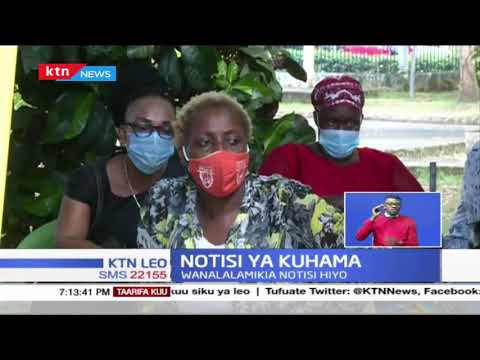 Wakaazi wa Buxton jijini Mombasa wapinga notisi ya kuhama kuapisha ujenzi wa nyumba za kisasa
