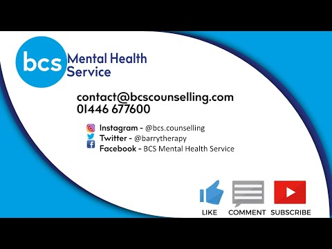 BCS Mental Health Service - Facebook Live! - Join James (Hypnotherapist) and Toby (Counsellor) on their first venture in to Facebook Live - to have a chat about hypnotherapy and counselling.