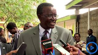 CJ Maraga says he is puzzled by the rising number of crimes of