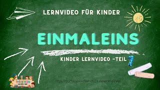 EINMALEINS – Das kleine Einmaleins
