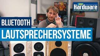 Drei Bluetooth-Lautsprecher vorgestellt | Boxen von Edifier, Speedlink und Wavemaster