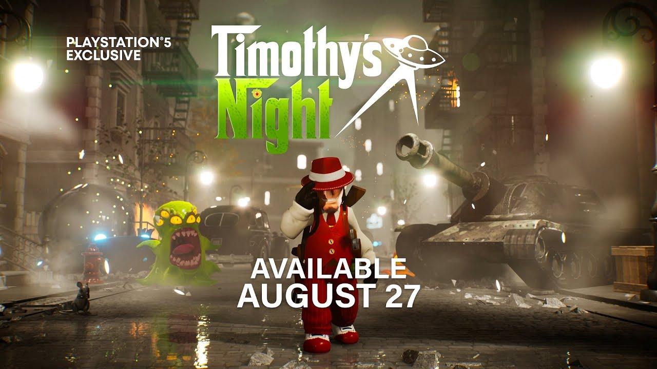 Trailer di Timothy's Night
