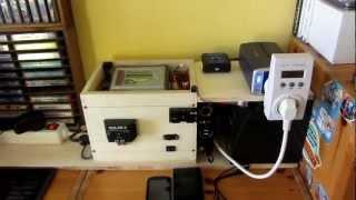 preview picture of video 'Meine Solaranlage für 160 Euro! 34Watt Solarpannel und 60Ah Akku'