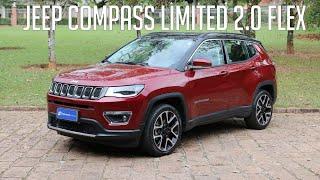 Avaliação: Jeep Compass Limited 2.0 Flex