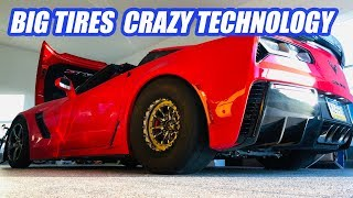 900+HP Twin Turbo C7Z06 Build and Beatdown (Rolling ANTI-LAG!) Hide Your Kids, Hide Your Wives!!