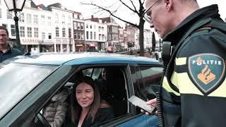Huwelijksaanzoek PRACHTIG !!! Politie Ook In Meewerking