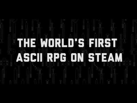 Trailer: SanctuaryRPG: Black Edition, the World's First ASCII RPG on Steam! thumbnail