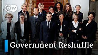 French Government resigns ahead of new Prime Minister appointment | DW News