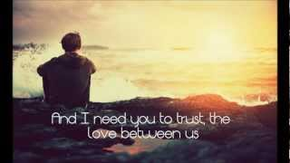 I miss you -Dan Talevski Lyrics On Screen.