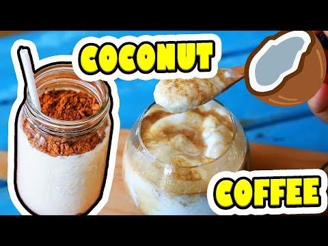 Coconut Coffee – Cà Phê Dừa