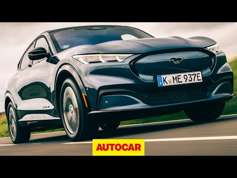 Ford Mustang Mach-E review - all-electric Mustang SUV with Tesla-beating range driven - Autocar