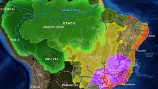 Brazil - Geography
