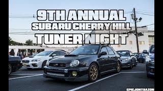 9th Annual Subaru Cherry Hill Tuner Night