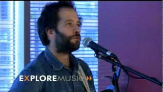 Chris Velan performs A Year Can Change A Lot at ExploreMusic