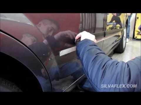 Molduras Autodhesivas para Automotor Silvaflex - Instructivo