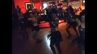Soho Angel Ladies Team, Monsoon Salsa Night