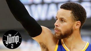 The Evolution Of Steph Curry | The Jump | ESPN