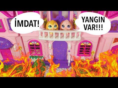 Minişler: Evde Yangın???? Littlest Pet Shop, Minişler LPS MAYA