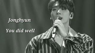SHINEE Jonghyun (종현) - Lonely
