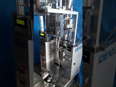 Vertical From Fill Seal Machine