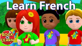 Learn French for Kids – Useful Phrases for Beginners